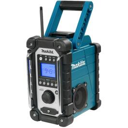 Radio utilitaire AM/FM/MP3 de 7,2 V à 18 V pour chantier thumb