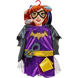 Ensemble de déguisement, costume de Batgirl thumb