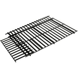 Grille en porcelaine universelle pour barbecue, grand thumb