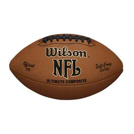 Ballon de football NFL Ultimate, en composite thumb