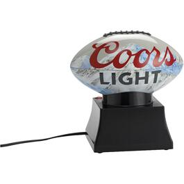 Éclateur de maïs à air chaud Coors Light en forme de ballon de football thumb