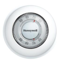 Thermostat manuel rond thumb