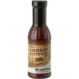 Sauce barbecue Smokin Southwest, 350 mL thumb