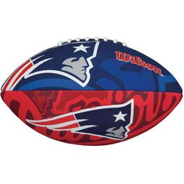 Ballon de football NFL junior Super Grip, équipes variées thumb