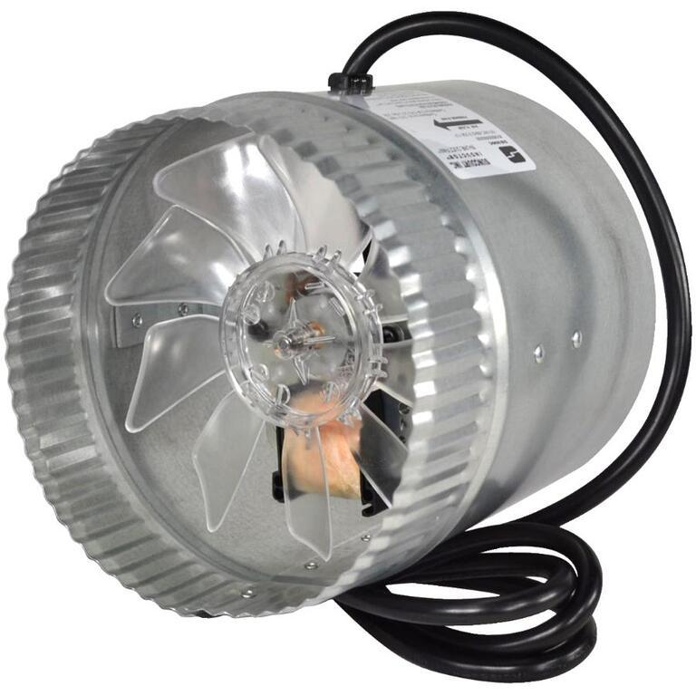 Ventilateur Auxiliaire Pour Conduit De Ventilation De 6 Po