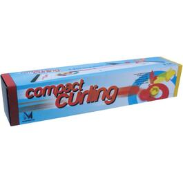 Jeu familial d'action compact de curling thumb