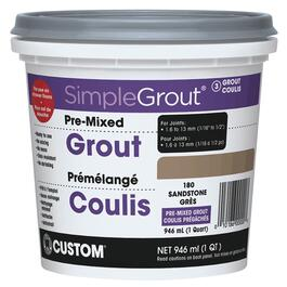 Coulis prémélangé grès, 946 ml thumb