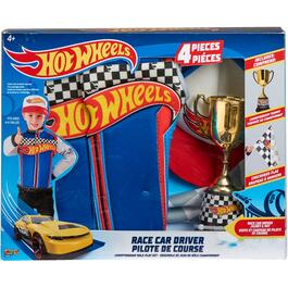 Ensemble de déguisement, costume de champion conducteur Hot Wheels thumb