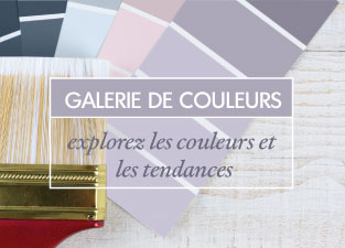 Colour of gallery French