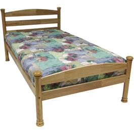 Coco Natural Twin Size Bed thumb