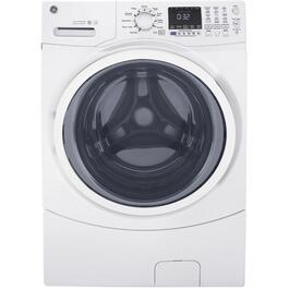 5.2 cu. ft. White Front Load Washer thumb
