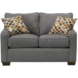 Denim Mia Loveseat thumb