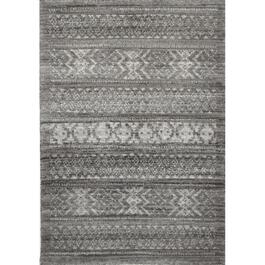 6' x 8' Silken Grey Sweater Area Rug thumb