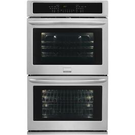 "30"" Double Stainless Steel Wall Oven thumb"