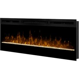 "50"" Black Synergy Wall Mount Electric Fireplace thumb"
