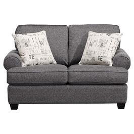 Charcoal Force Loveseat thumb
