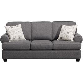 Charcoal Force Sofa thumb