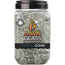10lb Crystal Cove Fire Glass thumb
