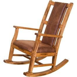 Rustic Oak Sedona Rocker thumb