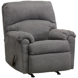 Mia Denim Rocker Recliner thumb
