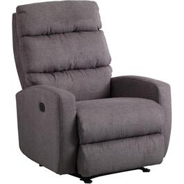 Grey Hillarie Space Saver Power Recliner thumb