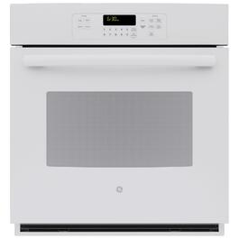 "27"" White Self Cleaning Wall Oven thumb"