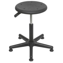 "16.5-24"" Low Profile Glide Metal Work Stool thumb"