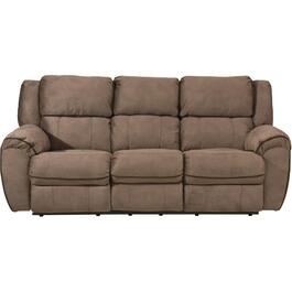 Tan Osborn Recliner Sofa thumb