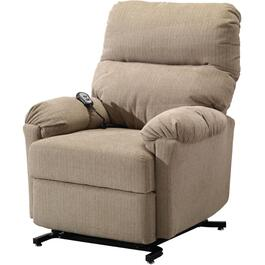 Stone Balmore Power Lift Recliner thumb