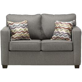 Charcoal Griffen Loveseat thumb