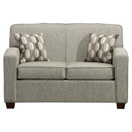 Grey Downtown Loveseat thumb