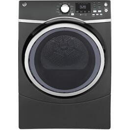 7.5 cu. ft. Diamond Grey Steam Dryer thumb