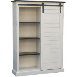 European Cottage Cabinet, with Barn Door thumb