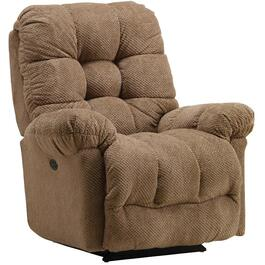Brosmer Power Rocker Recliner, with Headrest thumb