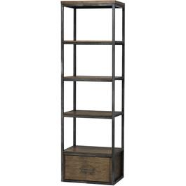 "4 Tier 23.8"" x 78"" Chandler Bookcase thumb"