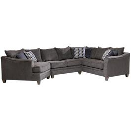 3 Piece Slate Albany Sofa Sectional thumb