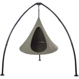 Taupe Single Hang Hammock thumb