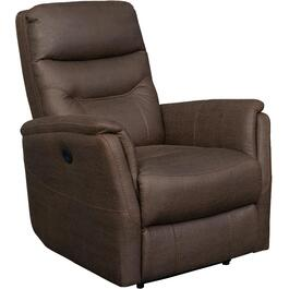 Keystone Cocoa Termoli Power Recliner, with USB thumb