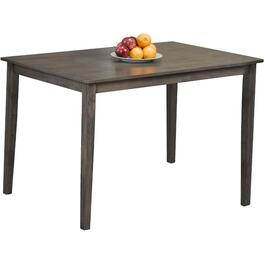 Grey Rectangular Dining Table thumb