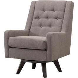 Storm Kale Accent Swivel Chair thumb