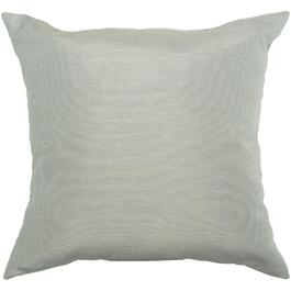 "16"" Square Grey Throw Pillow thumb"