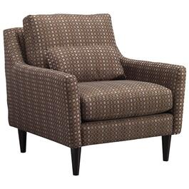 Chicklet Peacock Accent Chair thumb