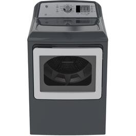 7 cu. ft. Diamond Grey Top Load Dryer thumb