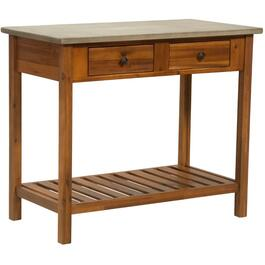 "40"" x 23"" Sideboard Table, with Drawer thumb"