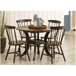 5 Piece Chloe Round Dinette Set thumb