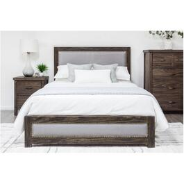 Forest Black Adam Queen Size Bed thumb