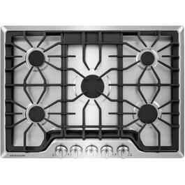 "30"" Stainless Steel Gas Cooktop thumb"