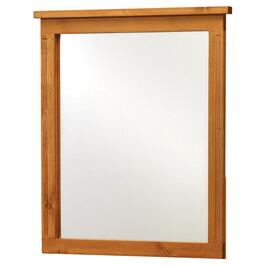"34"" x 38"" Cinnamon Decora Dresser Mirror thumb"