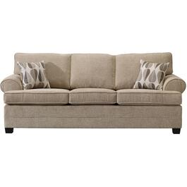 Brian White Sofa thumb