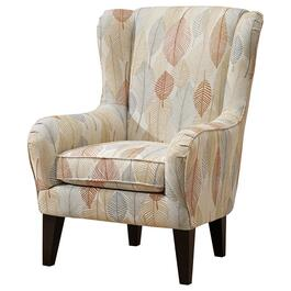 Delsol Lorette Wing Accent Chair thumb